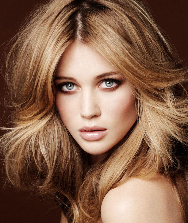 Coloration cheveux temporaire naturelle