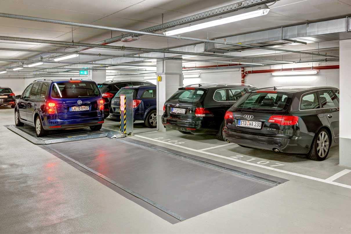 Location de parking: se garer sereinement
