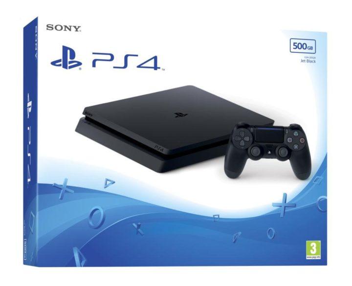 PS4 slim, votre console de jeu de prédilection