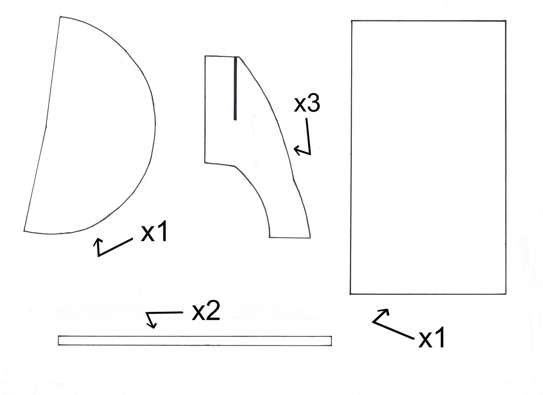 comment faire une fusee en papier. Black Bedroom Furniture Sets. Home Design Ideas