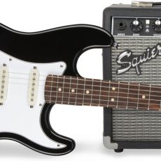 pack de guitariste squier